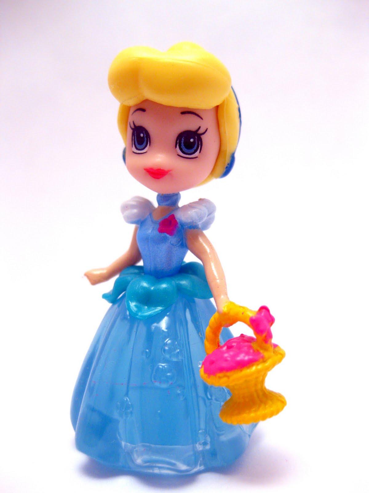 Cinderella i Love The Flower