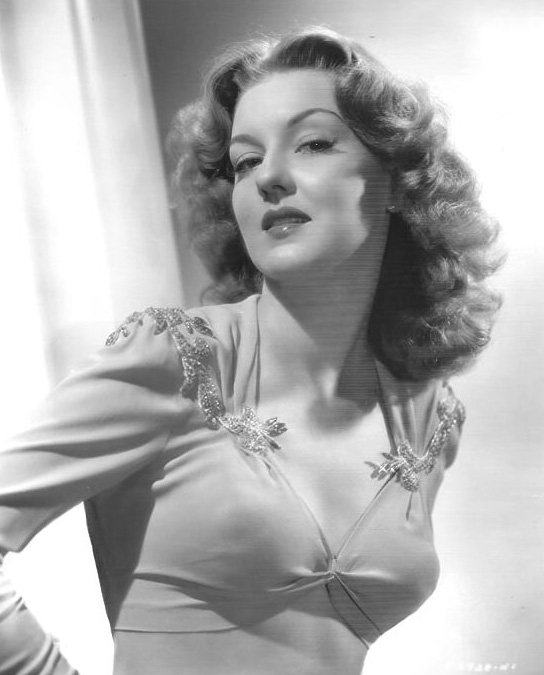 Pin Up Of Ann Savage