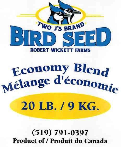 Bob S Blog Two J S Bird Seed