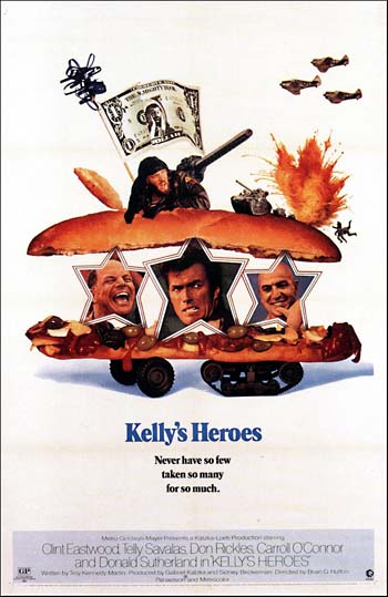 Kelly's heros the movie mp3
