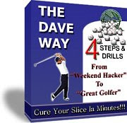 "Instant Golf Slice Cure |""The Dave Way"""