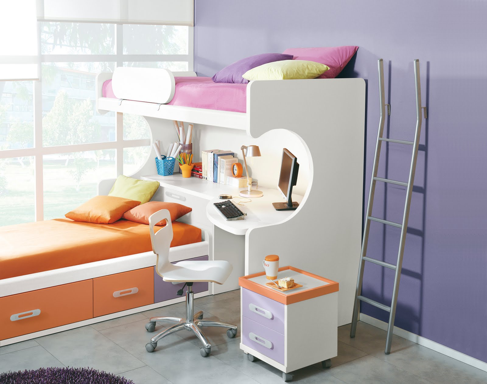 Mobiliario juvenil infantil crian a 01 04 2010 - Ikea mobiliario infantil ...