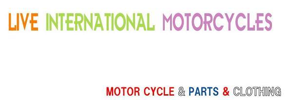LIVE INTERNATIONAL MOTORCYCLES (ハーレー中古車 パーツ 販売 通販 ライブインターナショナルモーターサイクルズ)