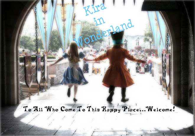 Kira's Adventures in Wonderland