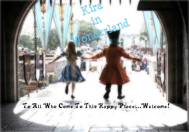 Kira's Adventures in Wonderland