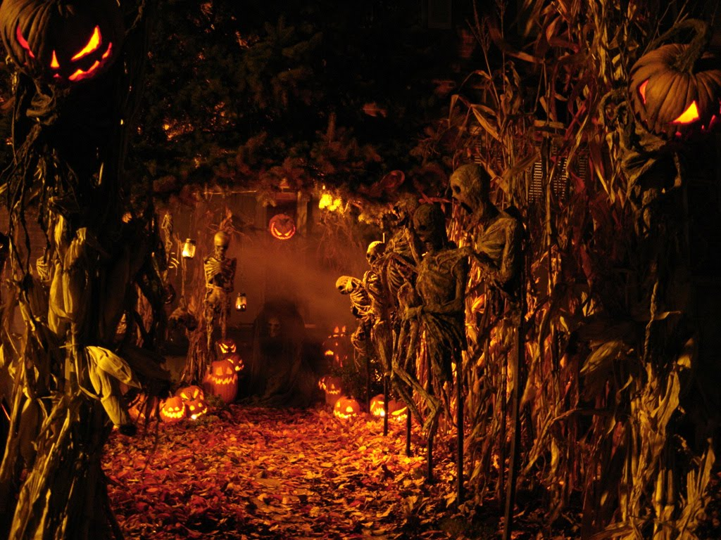☀ the revolution takes us home | Wiccan altar, Samhain