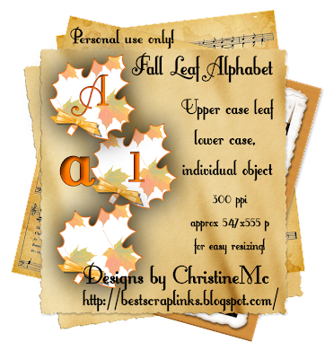http://bestscraplinks.blogspot.com/2009/09/fall-leaf-alpha.html