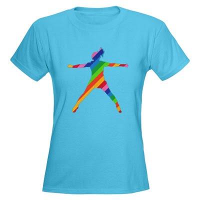 star jump t shirt