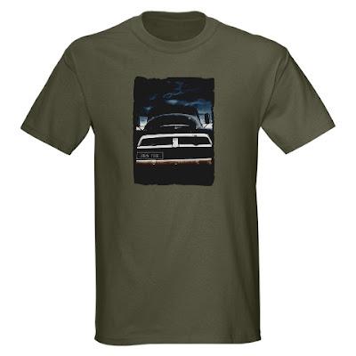 chevey storm t shirt