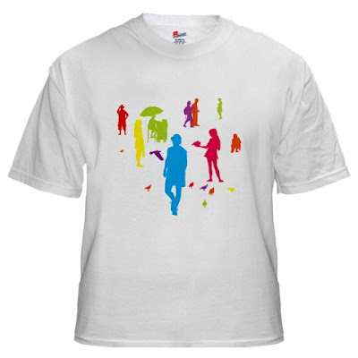 pigeon people t shirt