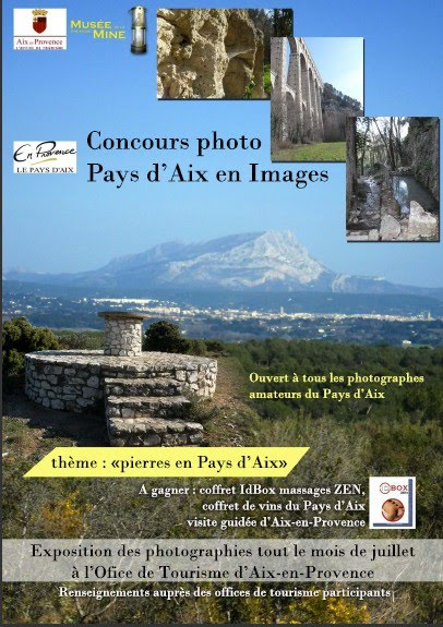 Le blog du pays d 39 aix concours photographique pierres en - Office de tourisme de aix en provence ...