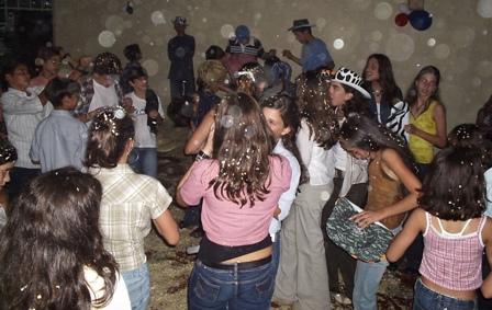 Fiesta VAQUERA de Danella (13 años)