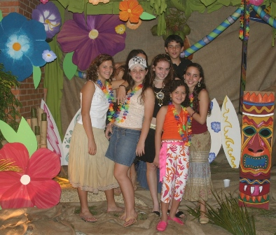 Fiesta LUAO de Danella (15 años)