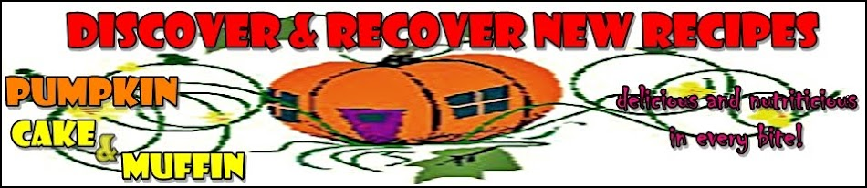 DISCOVER&RECOVER NEW RECIPES
