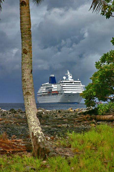 Fanning Island Distance To Hawaii