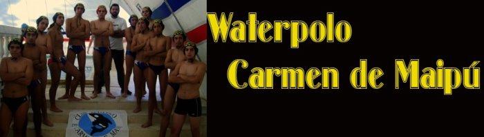Waterpolo Carmen de Maipú