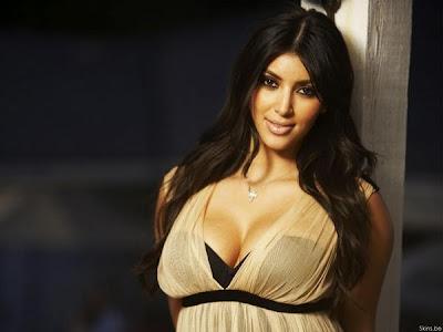 Kim Kardashian Seen On www.coolpicturegallery.us
