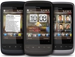 HTC Touch2 T3333 User Manual