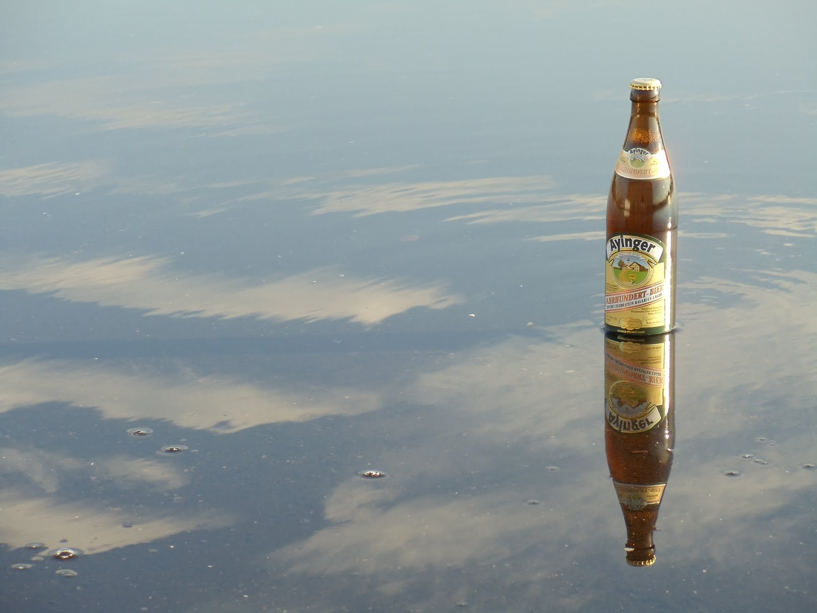 Brews With A View: Ayinger Jahrhundert-Bier Bavarian Lager ...