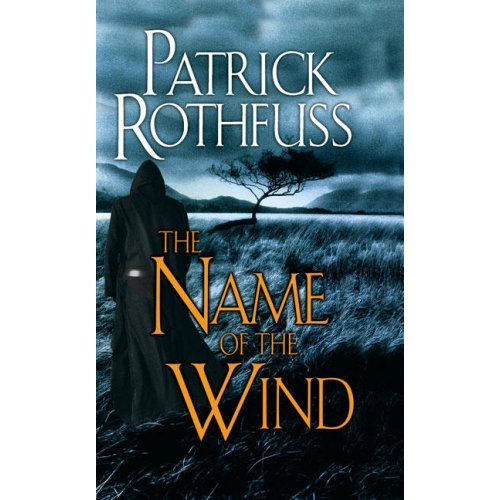 The Name of The Wind review Patrick Rothfuss