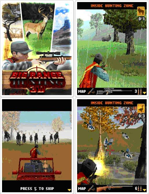 free games on mobile phone on Mobile Game Download Big Range Hunting   Mobile And Computer