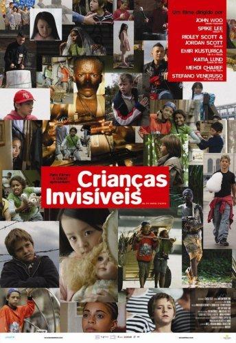 Filme Poster Criancas Invisiveis DVDRip XviD & RMVB Dublado
