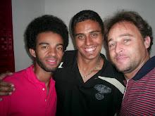 GERSON MAGRÃO,ANDERSON HEAVY & DJ PANTERA