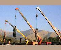 public hangings in Iran