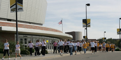 Shock Cancer Walk 2010