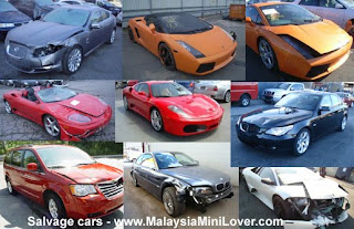 How to buy salvage cars from insurance companies / Online renewal