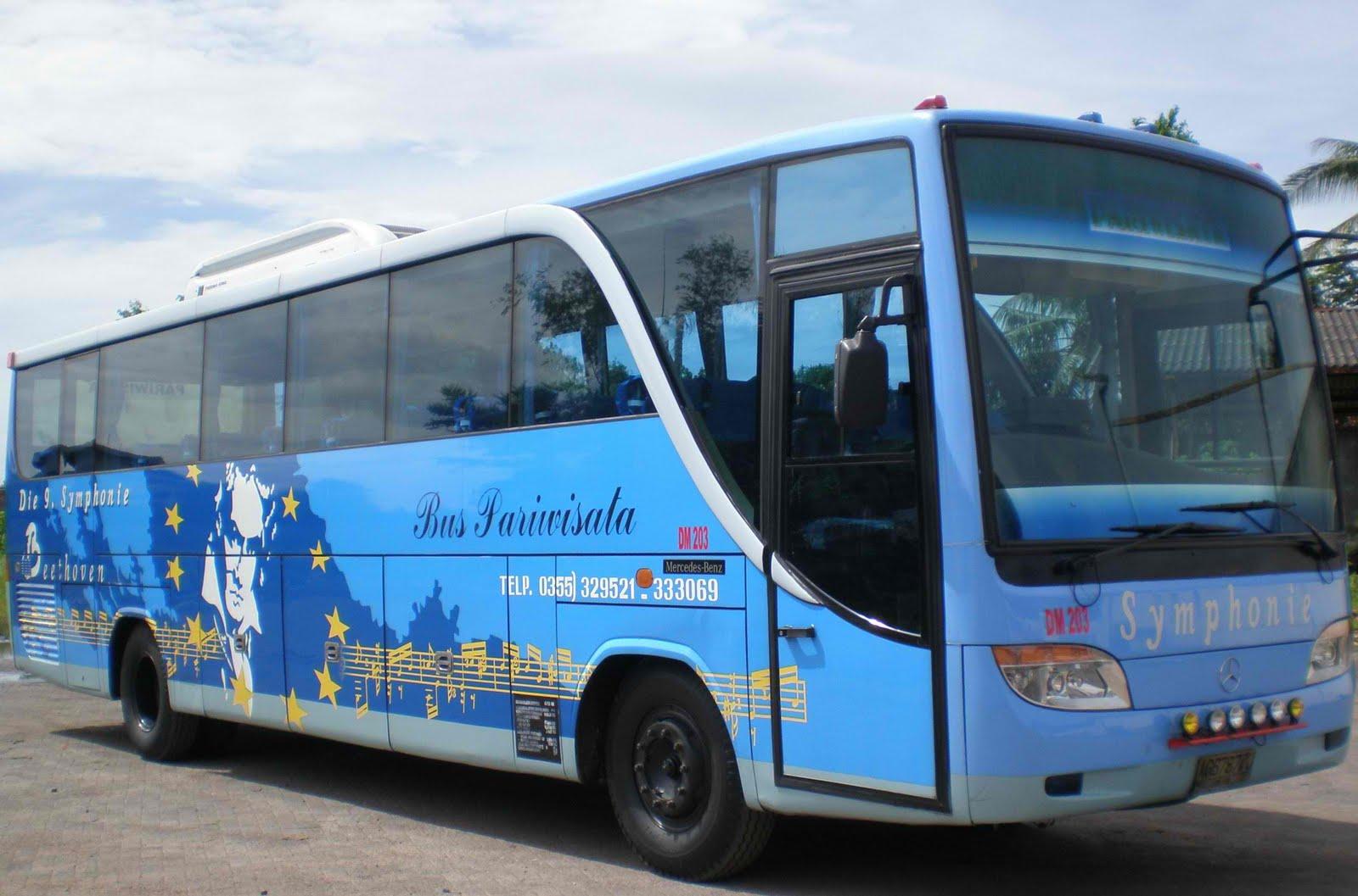 Mercedes benz popangeran tours travel bus companies for Mercedes benz tour bus