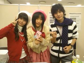 Yumeiro Pâtissière: with Taketatsu Ayana and Okamoto Nobuhiko