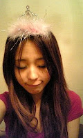 Princess Aya feeling down, lol