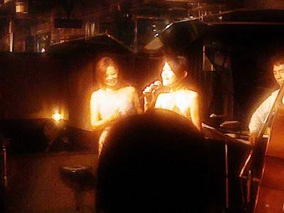 Midori (left) and Saori