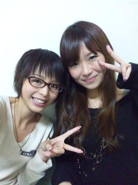 with Sasaki Nozomi