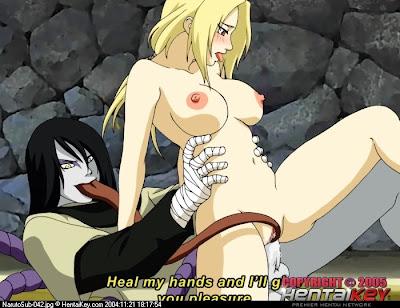 Naruto Hentaikey