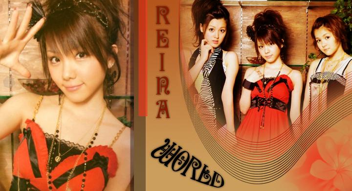 Morning Musume:Reina Tanaka World