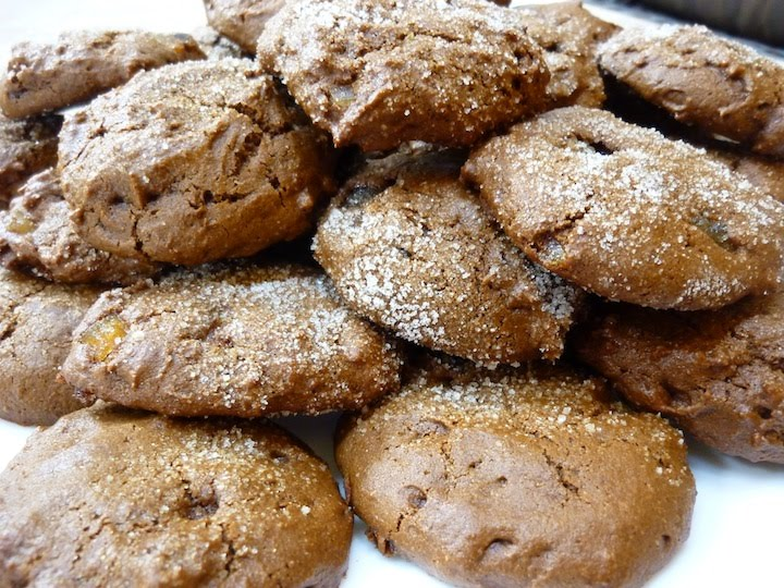 Foods For Long Life Vegan Crystallized Ginger Cookies A Wonderful