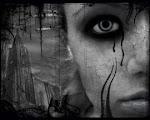 quisiera rasgar de mis ojos las lagrimas que salen pensando en ti para que no me duelan tanto