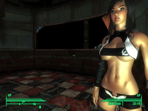 Fallout new vegas моды порно122