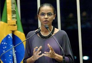 Marina Silva discursa no Senado em favor do Acre para sede da Copa do Mundo de 2014