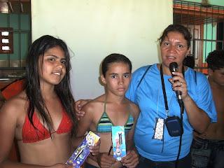Escola Brigadeiro comemora o dia das crianças no SINTEAC-QUINARI