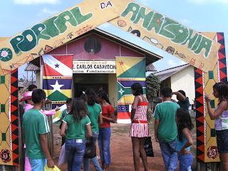 MOSTRA CULTURAL DA AMAZÔNIA