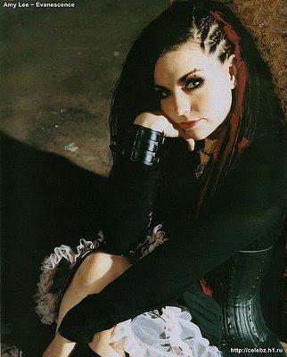 punk goth hairstyles