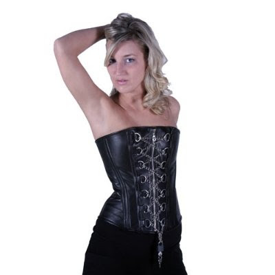 Goth Fashion Trends on Goth Fashion   Hot  Sexy Corset