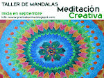 """Taller de Mandalas """"Meditación Creativa"""""""
