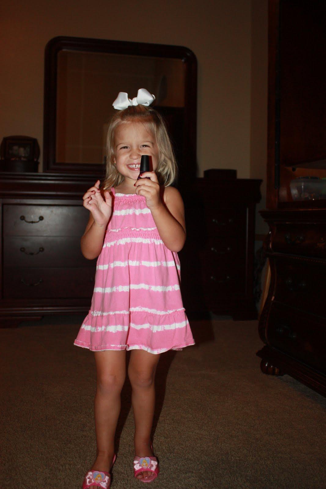 3 Year Old Girl Wearing Panties