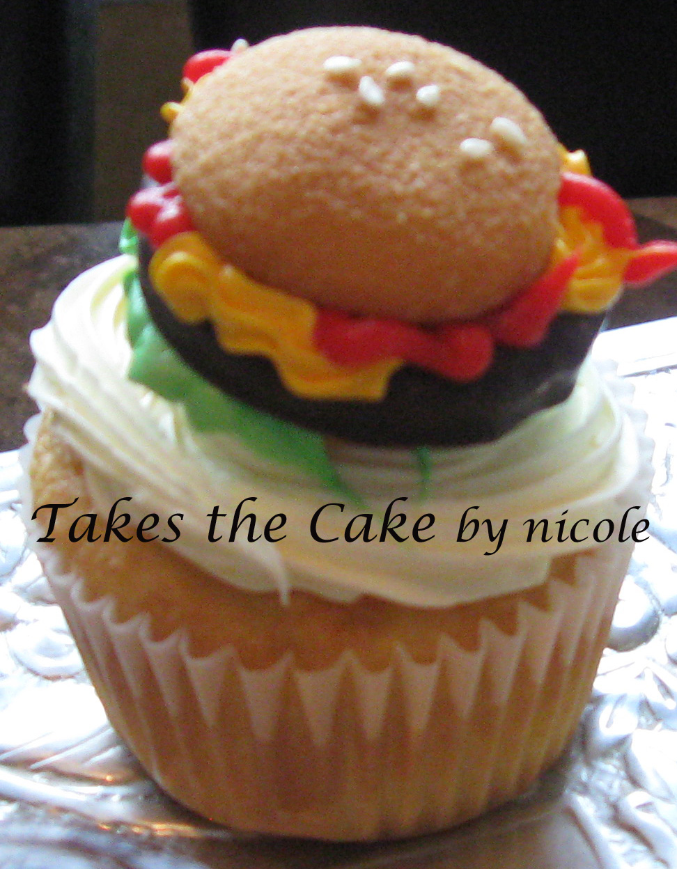 Takes the Cake by Nicole