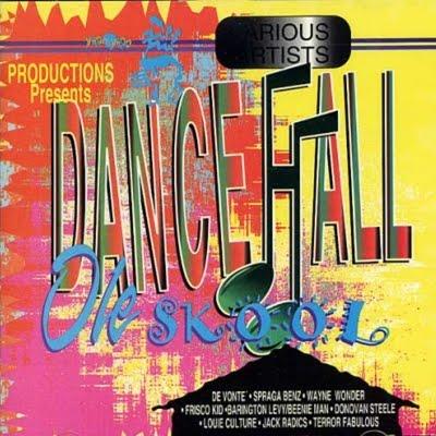 Dancehall Ole Skool(penthouse)199x