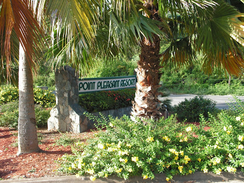 Point Pleasant Resort entrance